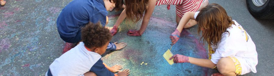 Kunsteducatie en talenten voor kinderen