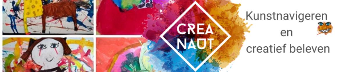 Kunstnavigators en creatief beleven